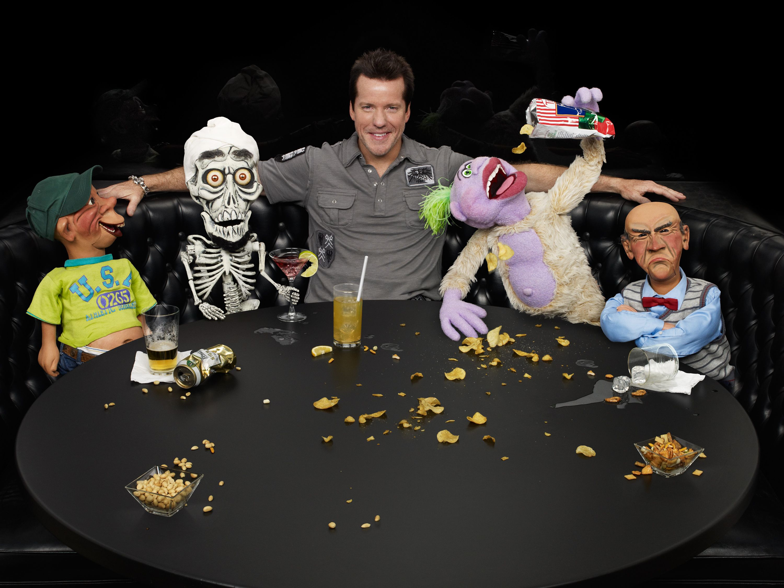 jeff dunham characters
