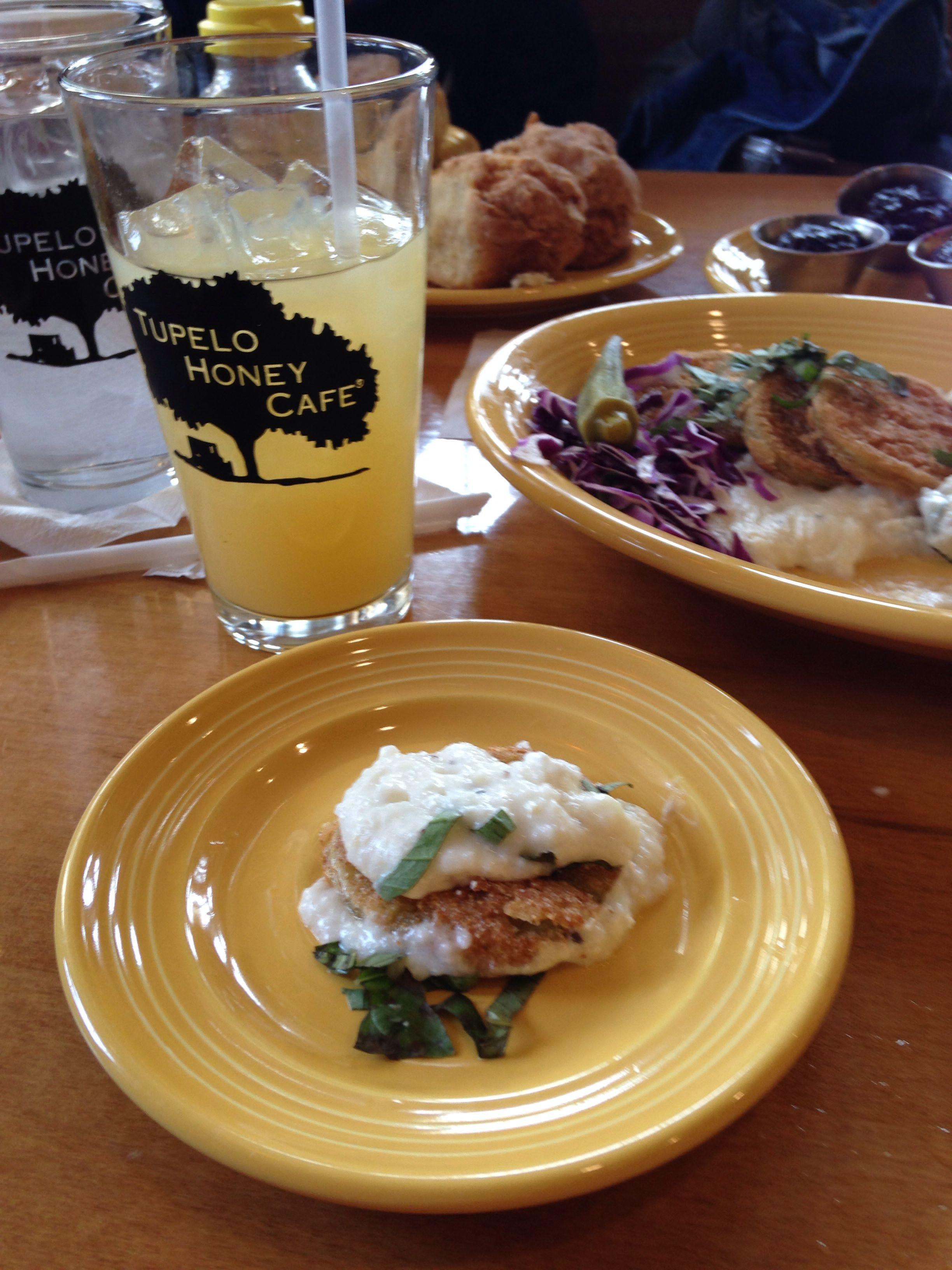 Tupelo Honey Cafe in Greenville, SC. Food heaven