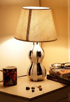 Ditch The Mundane Lamp Styles For This Beautiful Table Lamp From