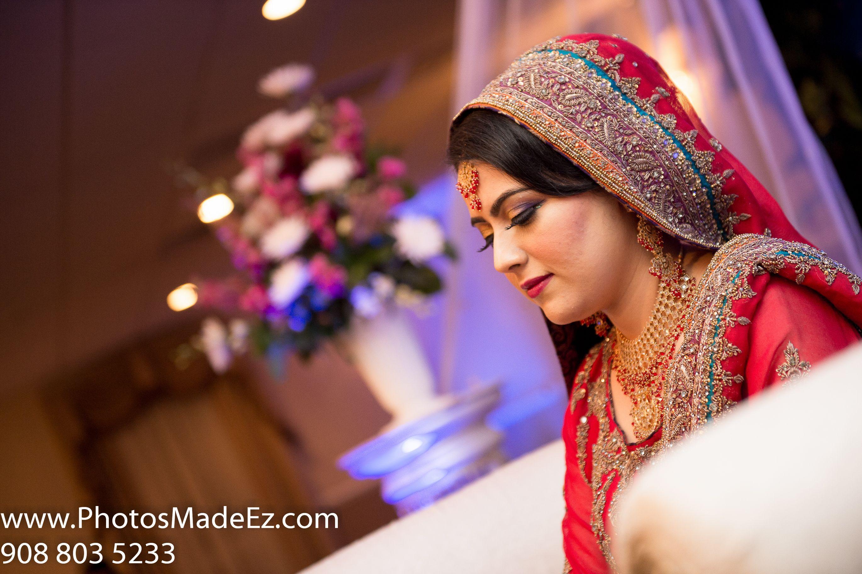 Pakistani/Muslim Bride in Ruksati in PA by PhotosMadeEz