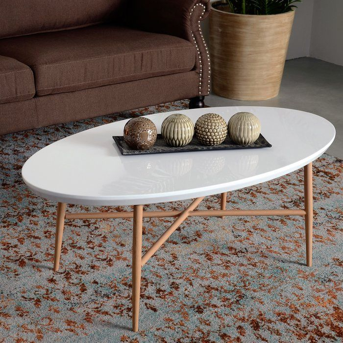 Youll Love The Oval Coffee Table At Wayfaircouk Great Deals On - Wayfair oval coffee table