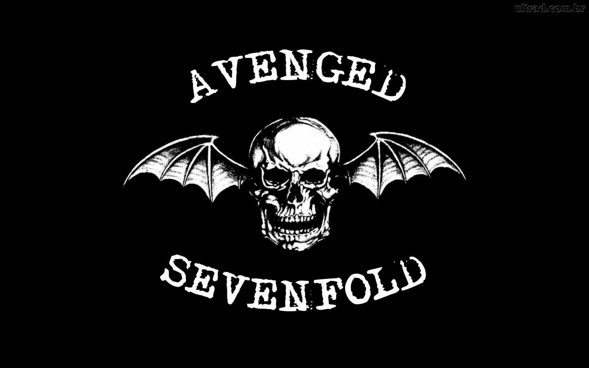 Avenged Sevenfold A7x Logo Best Hd Wallpaper Wawpaper Gambar Keren Avenged Sevenfold Gambar