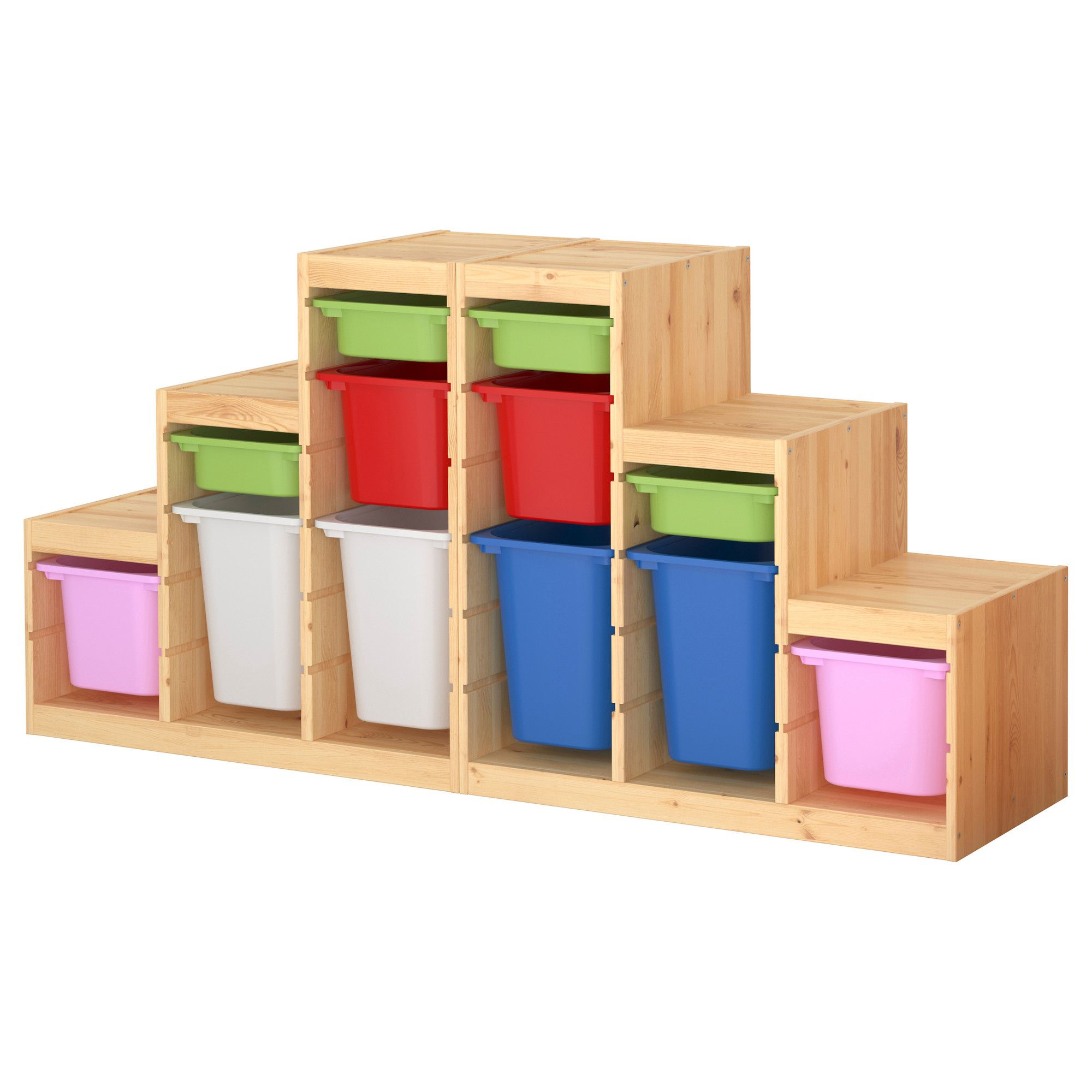 Ikea Toy Storage Trofast Storage Combination With Boxes Ikea Still My