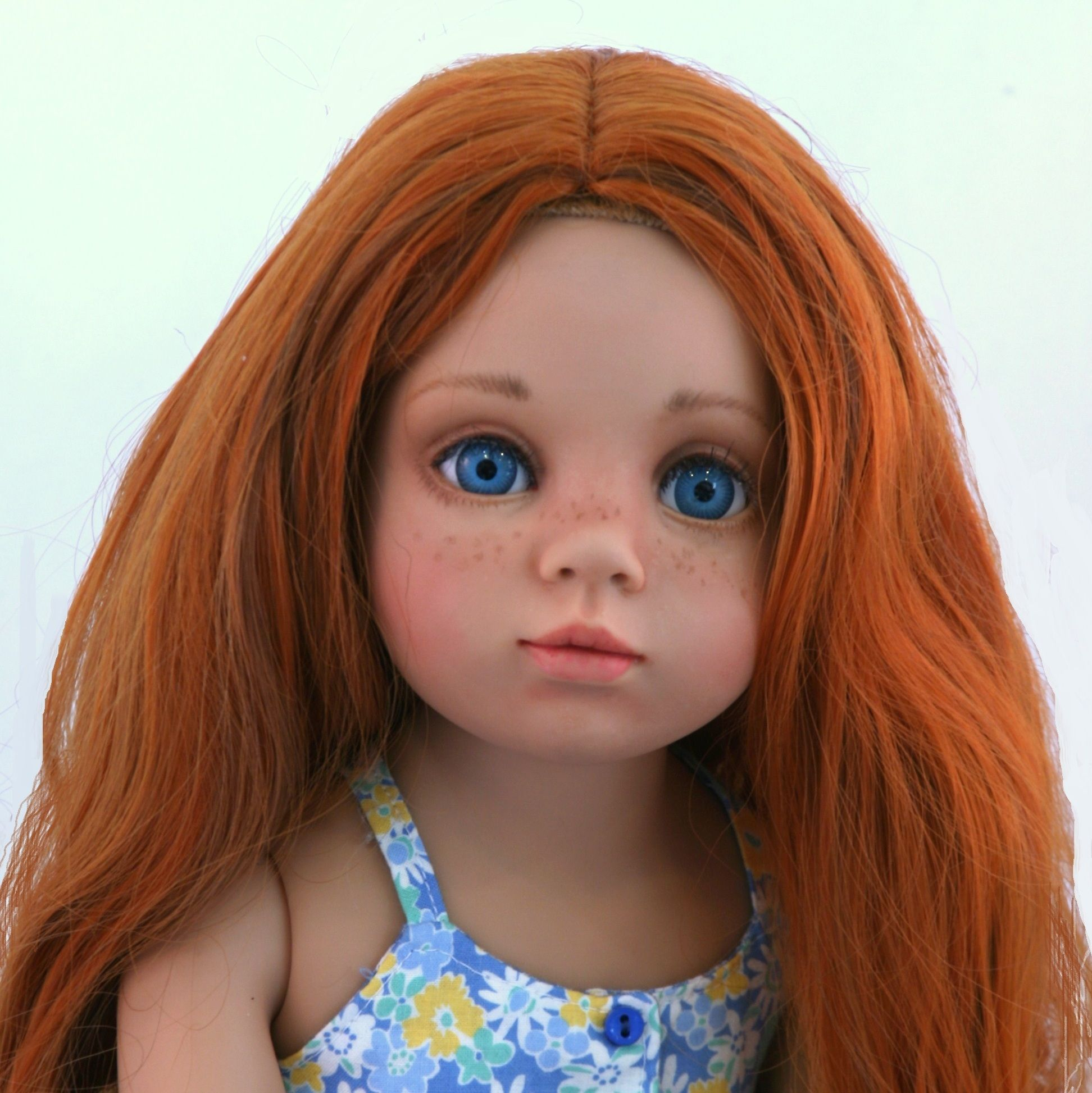 Pin on Repainted Dolls by Forever 18 Inches