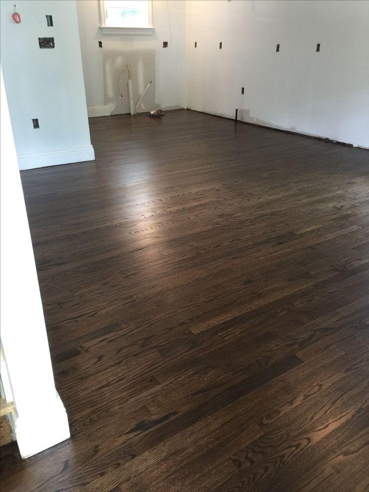 Image result for minwax jacobean on white oak floors