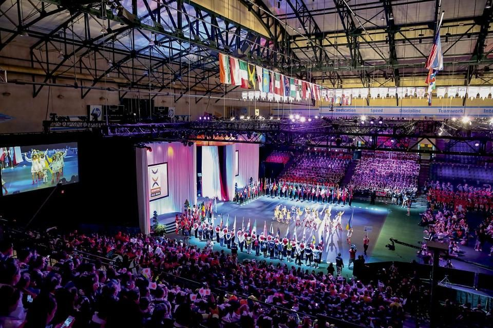 Is Cheerleading A Sport? The IOC Ends The Debate Is