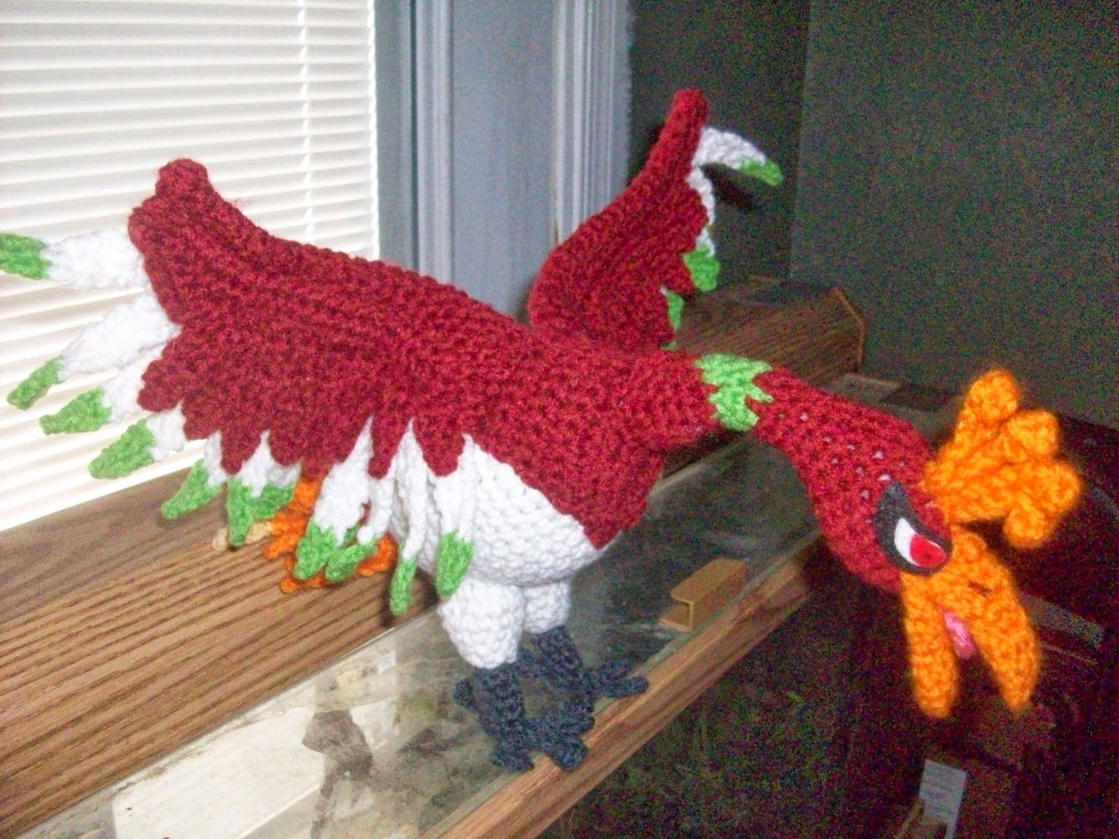 Kats Creations Crochet Free Pattern Site With 116 Free Pokemon