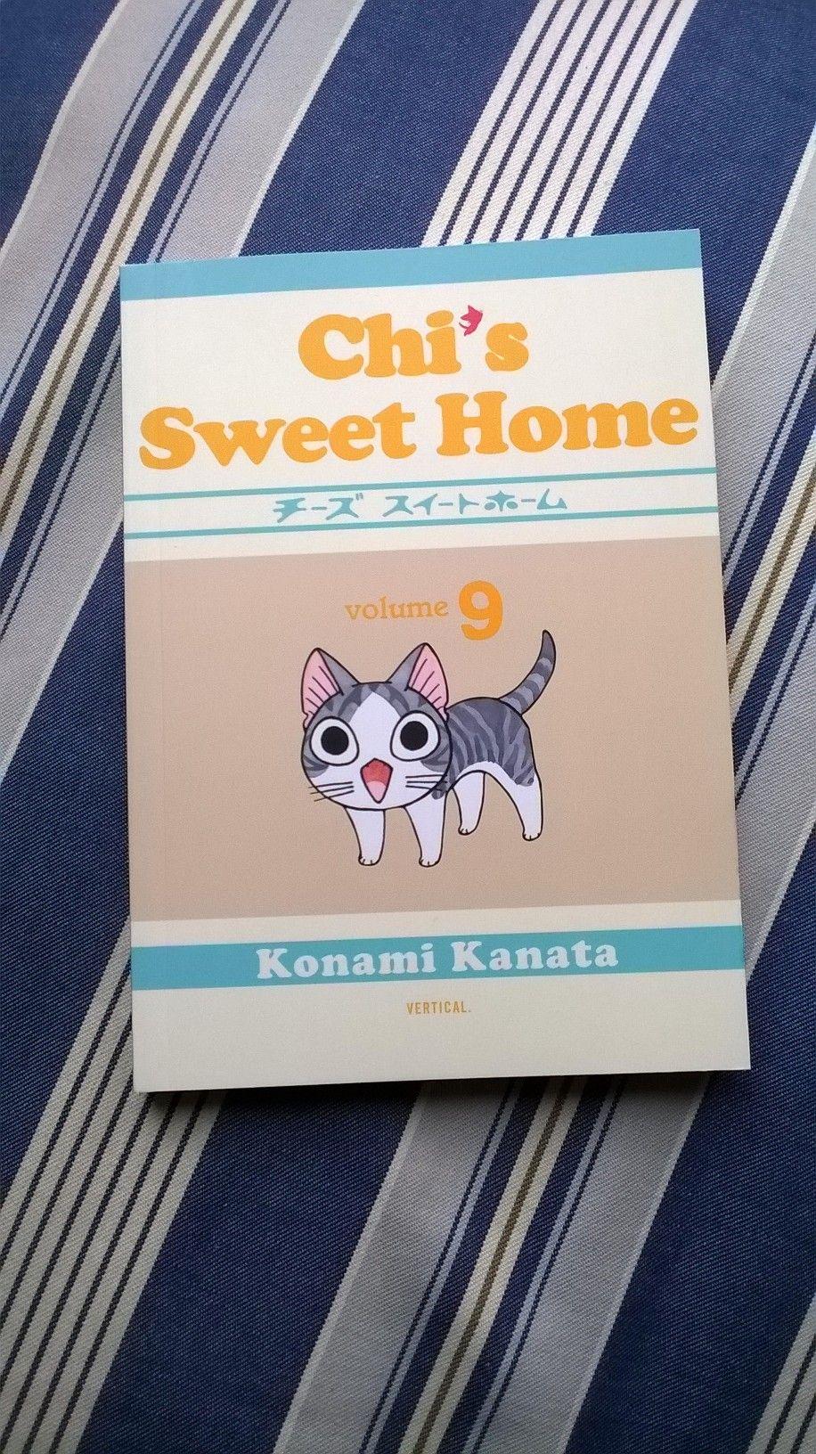 Volume 9 of Chi s Sweet Home by Konami Kanata