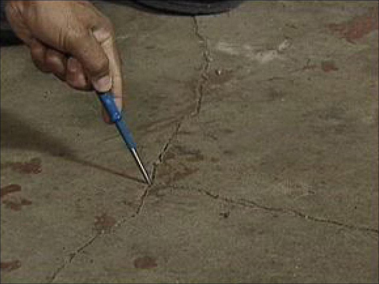 How To Fix Cracks In Basement Floor Basement flooring