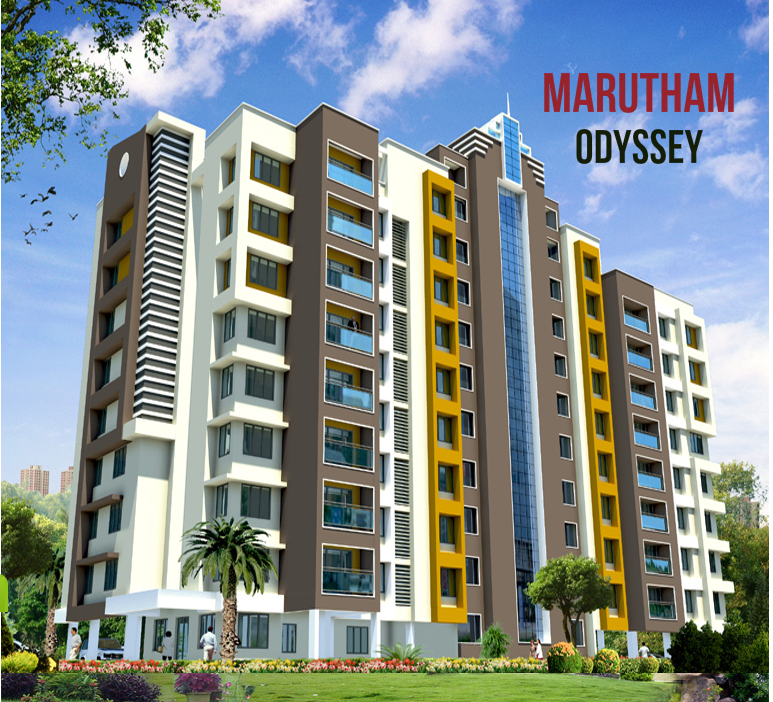 The Project Offers 2BHK And 3BHK Flats At Very Competitive