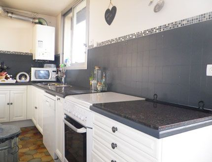 11 id es pas ch res pour relooker sa cuisine relooker sa for Renovation credence carrelage