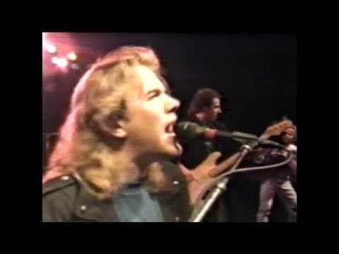 Jeff Healey - \'While My Guitar Gently Weeps\' - Spring Break 1991 (pt ...