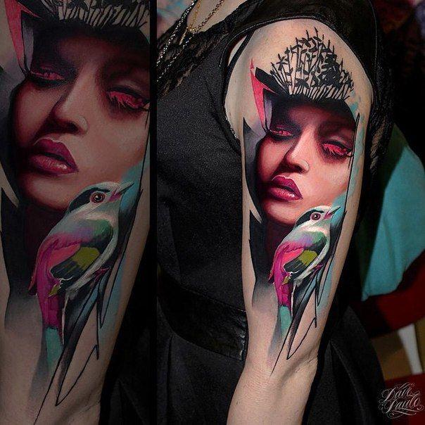 Dave Paulo #tattoo