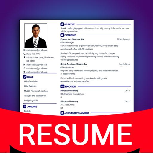 Resume Builder Software Resume Template Builder http
