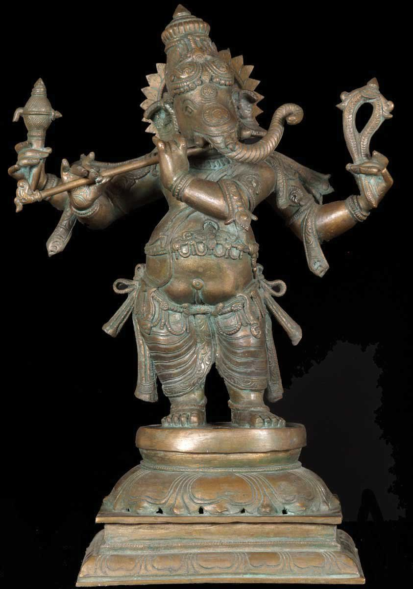 flute-ganesh-statue-zas.jpg (843×1200)