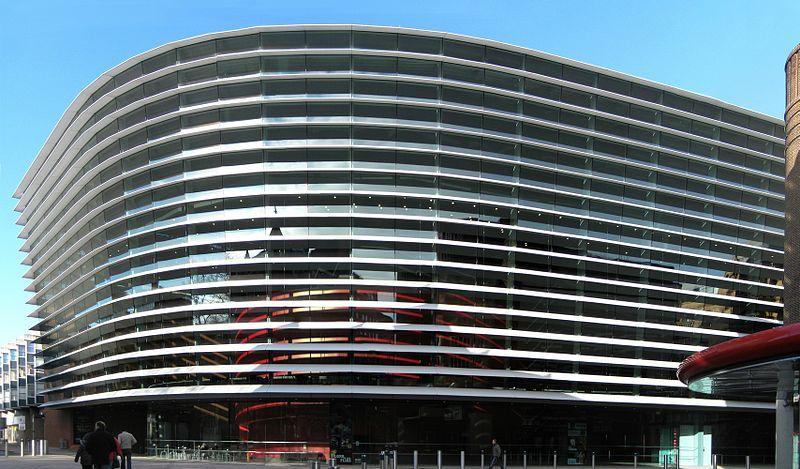 Curve Theatre, Leicesterarchitect Rafael Viñoly