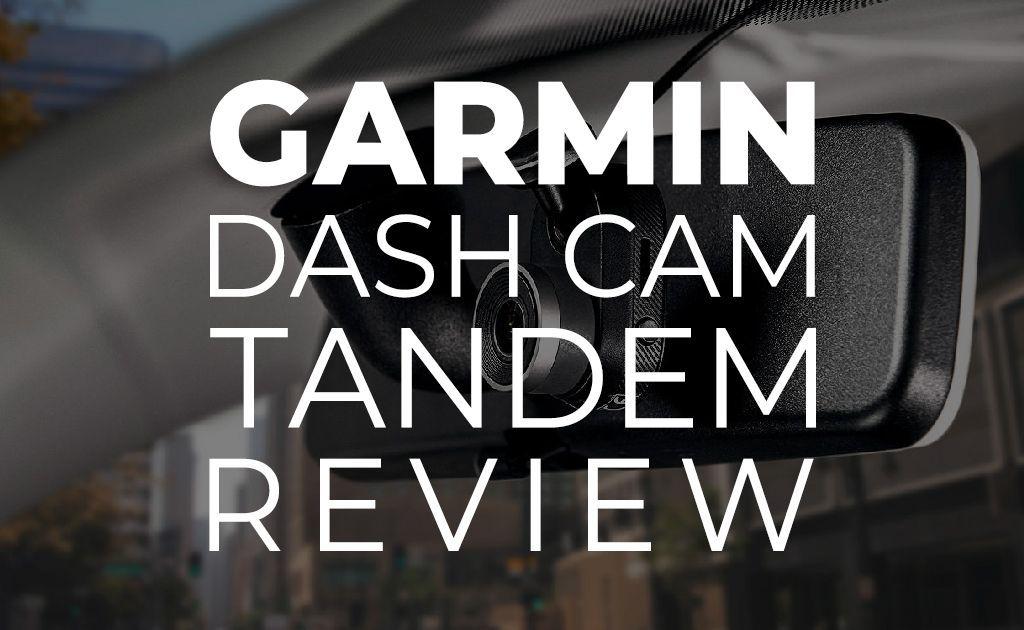 Garmin dash cam tandem review in 2020 dashcam garmin