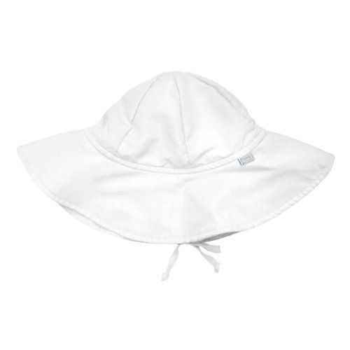 d0d8a517a64 Special sun protective fabric and wider brim. I play Solid Brim Sun Hat  (Baby). Lightweight and water resistant. Machine wash cold.
