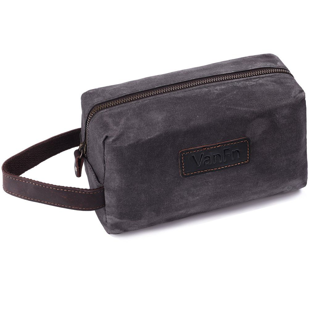 ccf846ef3a Leather Travel Wash Bag Womens