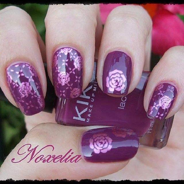 Instagram photo by noxelia #nail #nails #nailart