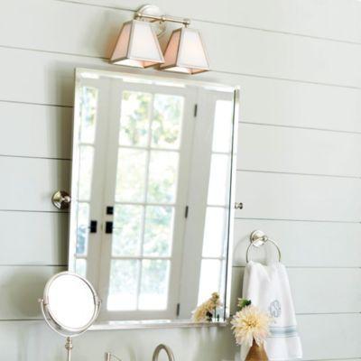 Amelie Rectangular Pivot Mirror Ballard Designs In 2021 Pivot Bathroom Mirror Mirror Wall Bathroom Simple Bathroom Decor Pivot mirrors for bathroom