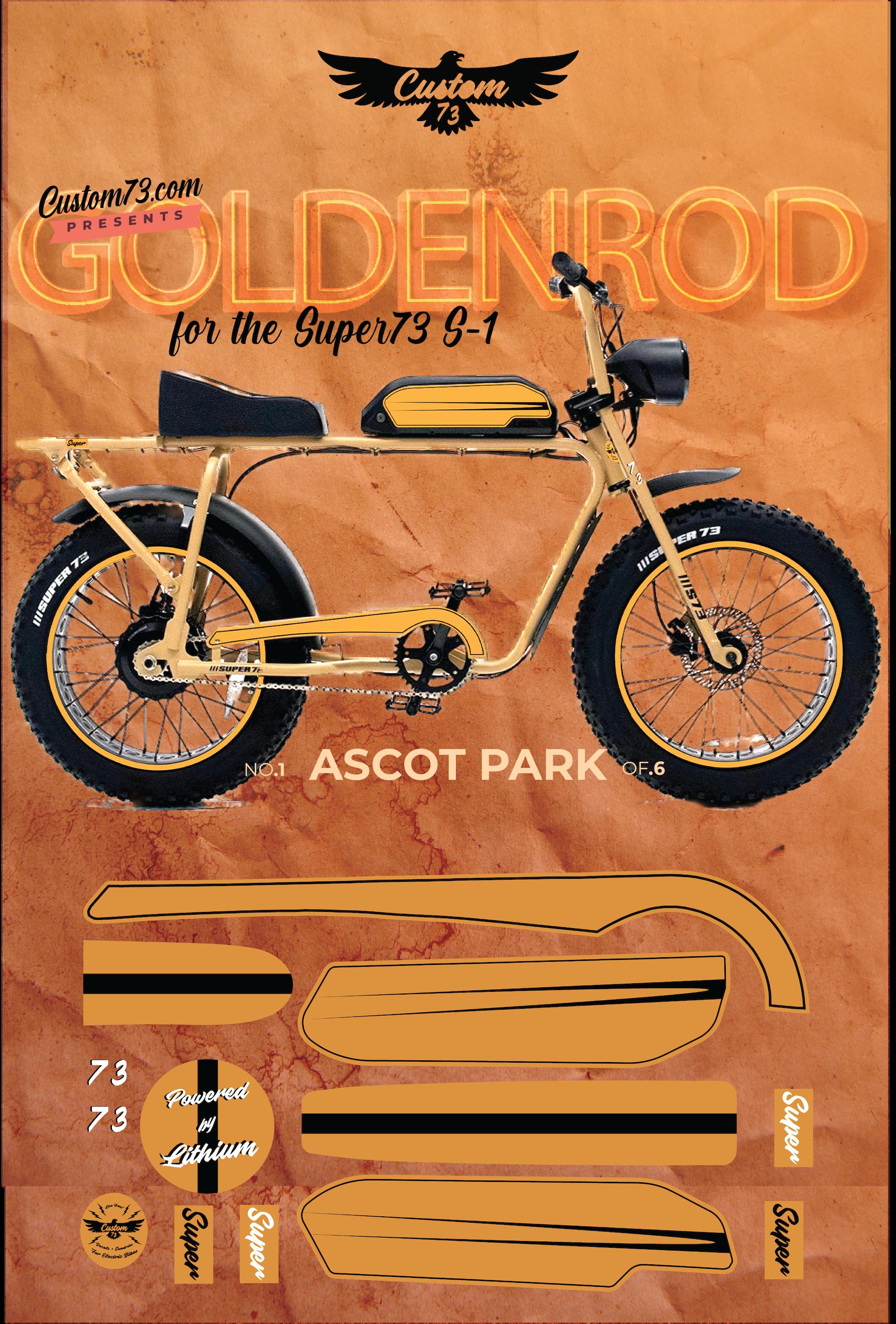 Mint NOS LOOK Bicycle Decals Sticker Set of 2