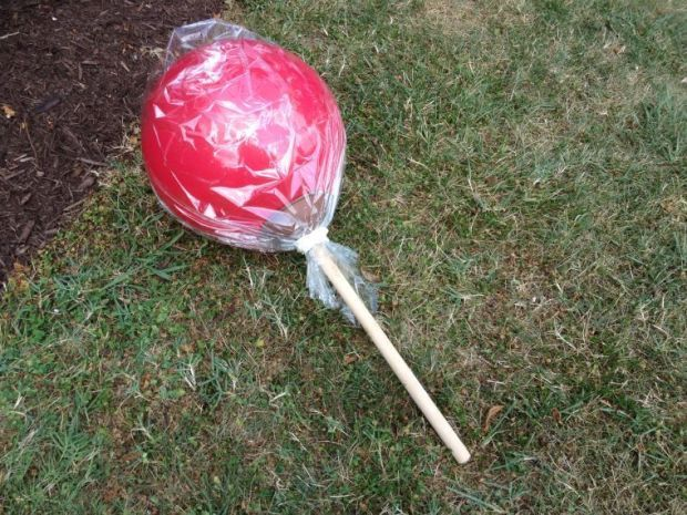 Gingerbread Your House: How To Make Life Size Lollipops   Roanoke .