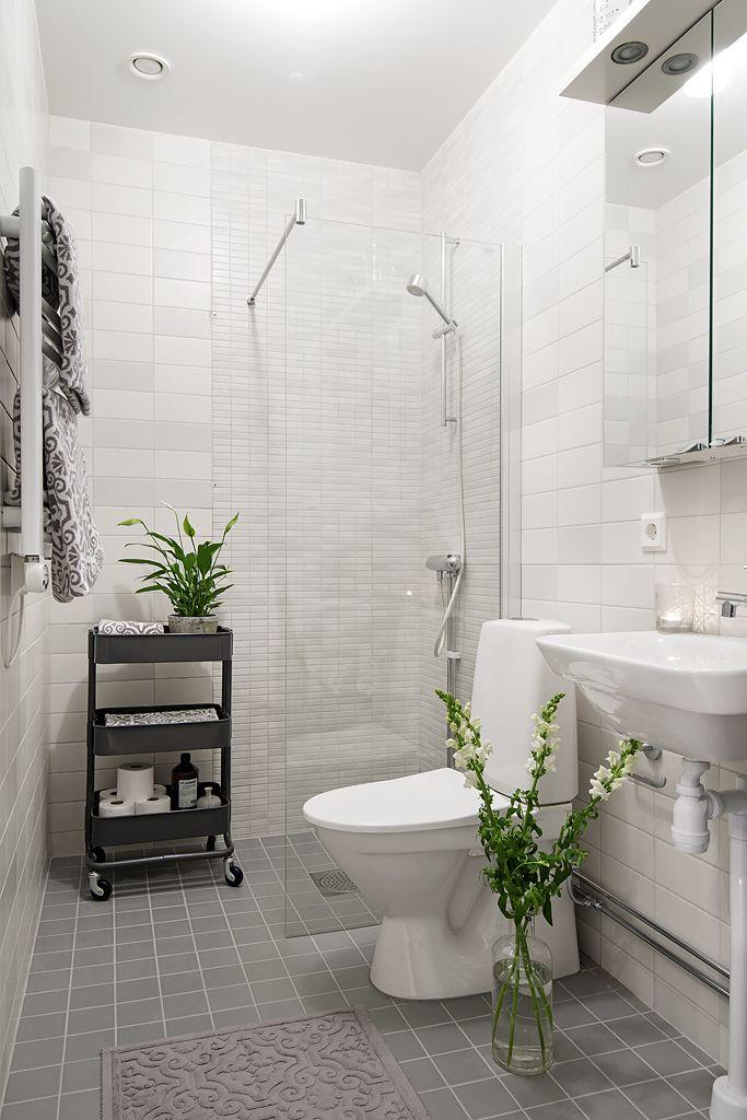 60 Smart Ways To Use Ikea Raskog Cart For Home Storage  Raskog Inspiration Small Bathroom Cart Decorating Design