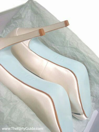 Bridal gorgeous shoes