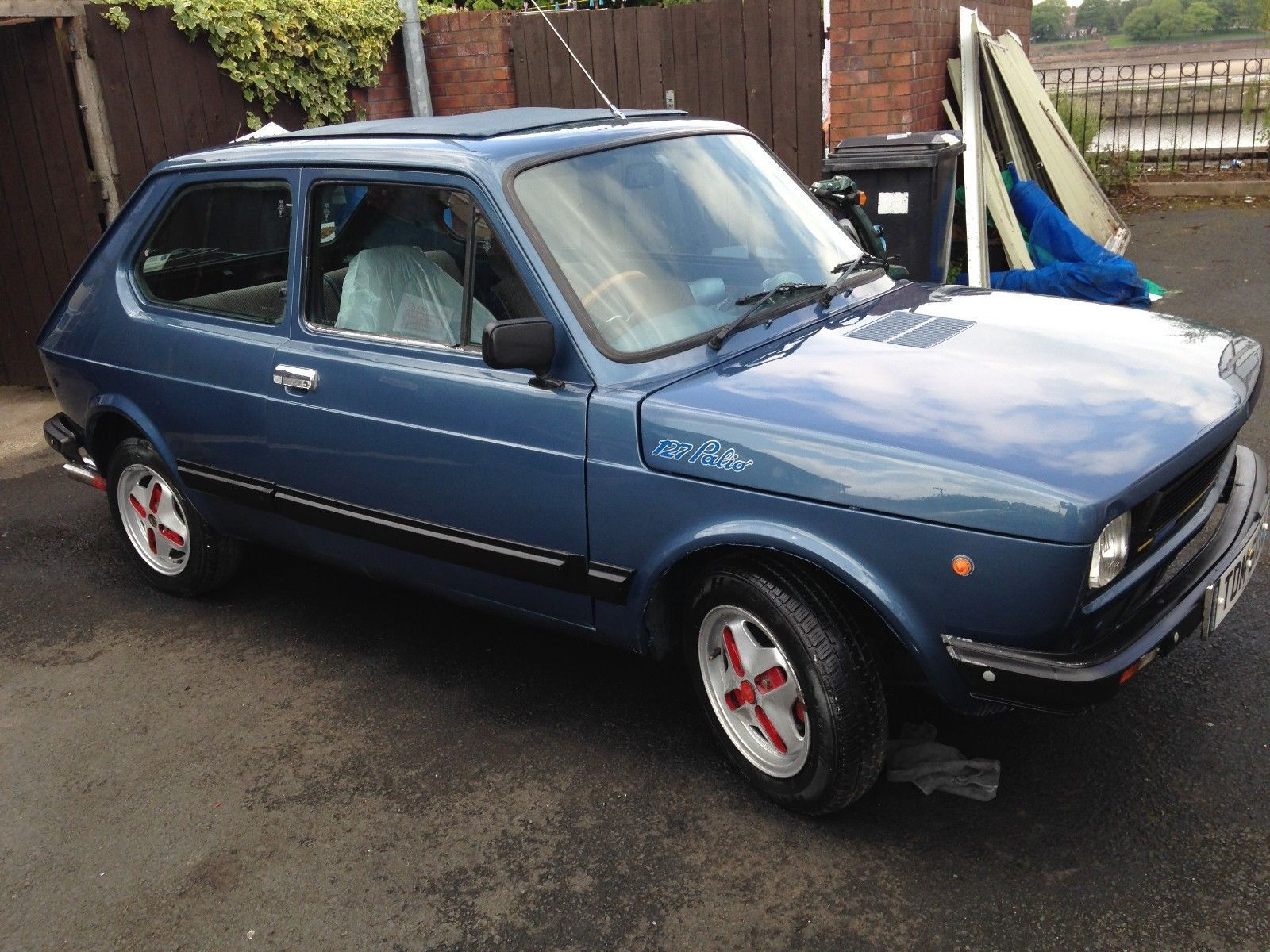 Ebay Fiat 127 Palio 1980 P X Why 1980s Cars With Images