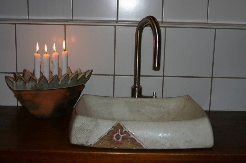 Keramikwerkstatt Sabin Brendle Badezimmer Keramik