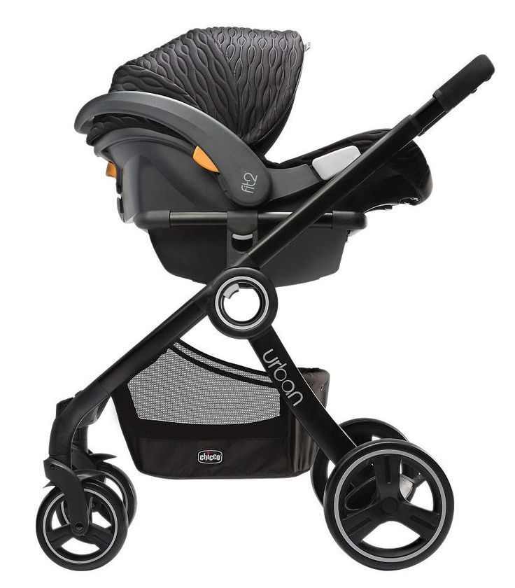 chicco-fit2-urban-stroller-frame-stock-image | Baby Registry ...