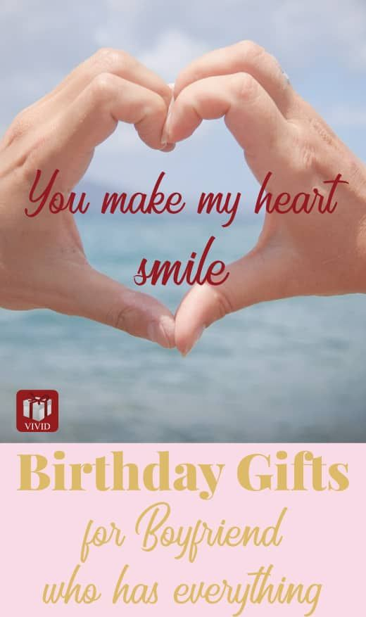 12 Best Birthday Gift Ideas for Boyfriend Who Has Everything   Birthday gifts for girlfriend ...