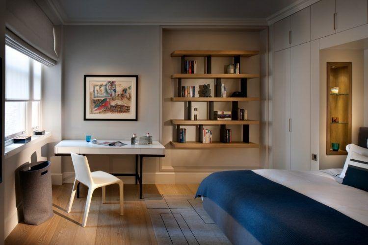 10 Beautiful Master Bedrooms With Desk Setups Discount Bedroom
