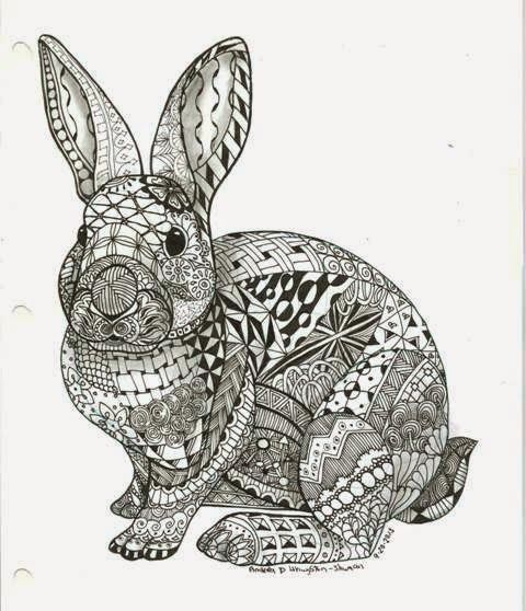 zentangle animals - Google Search | Zentangle | Pinterest ...
