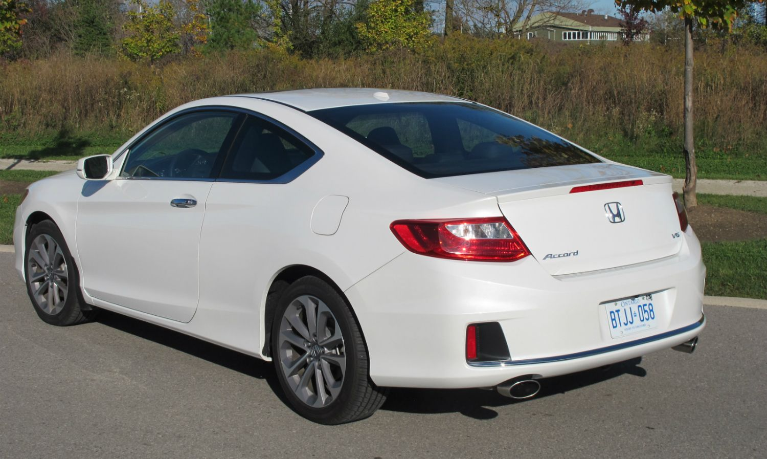 Accord Coupe 0 60 Motavera Com