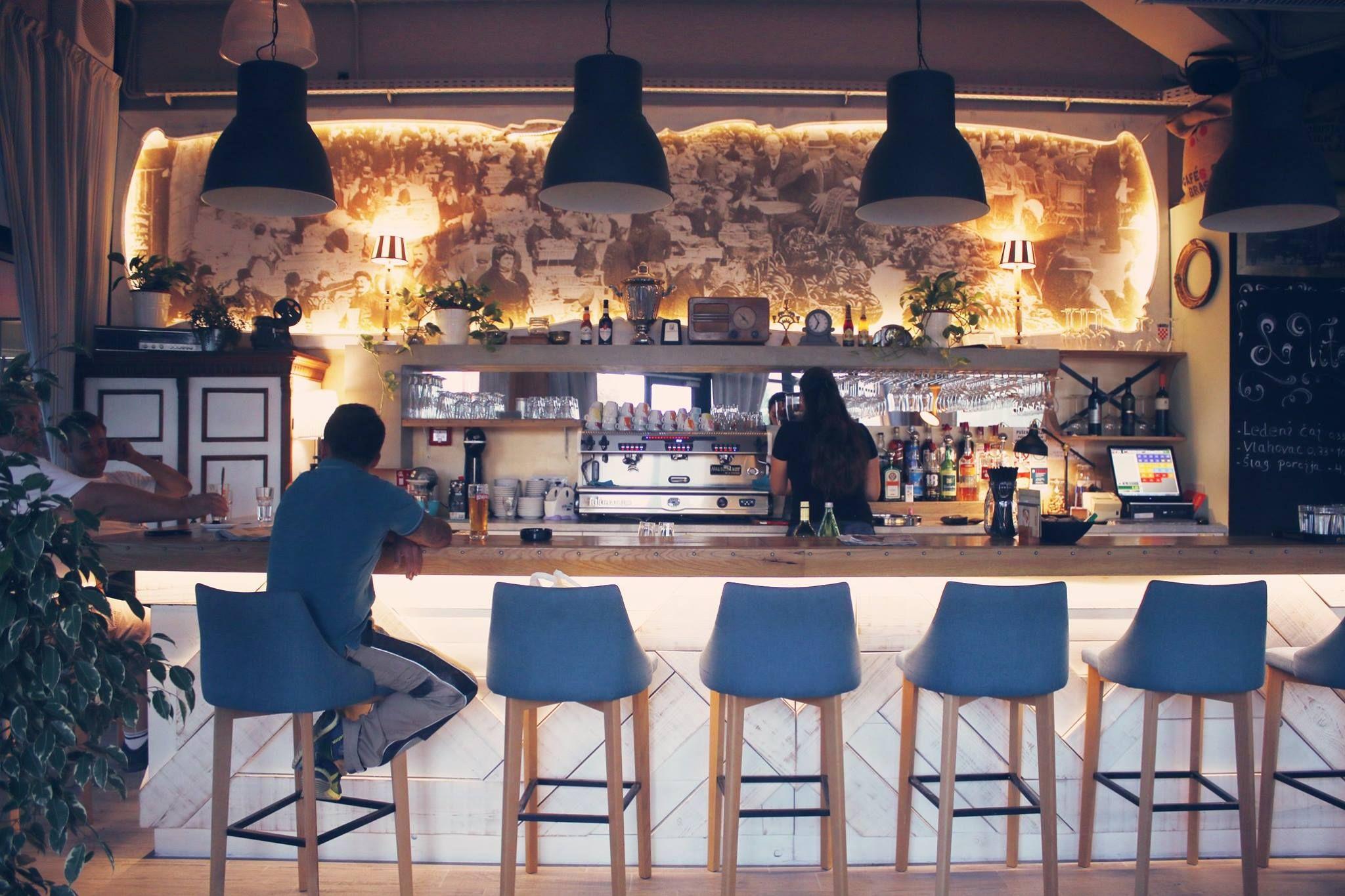 Caffe Bar La Vita In Rijeka Croatia With Images Bar