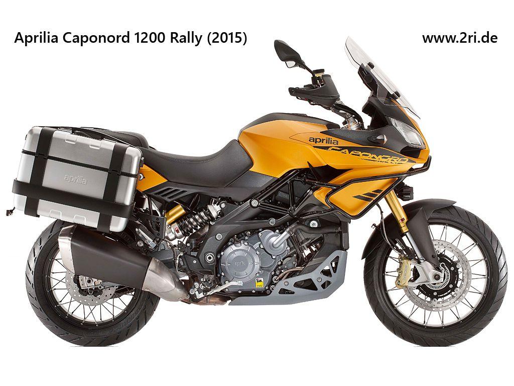 Aprilia Caponord 1200 Rally (2015)