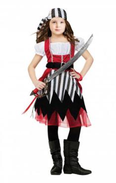 Piratenbraut Kinderkostum Fasching Pinterest Amelie