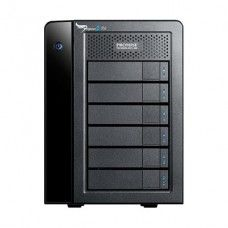Promise Pegusus 2 R6 12TB Desk Top Raid Hard Drive F40SR6R02100000