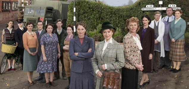 Home Fires Costume Drama British Tv Amazon Prime Video