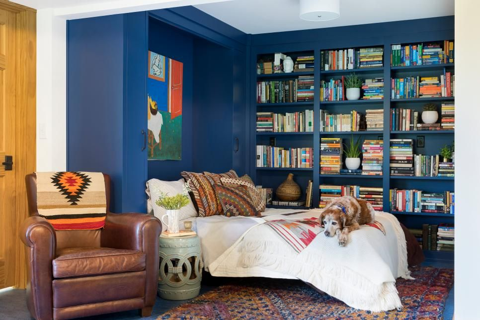 23 Murphy Beds in Guest Bedrooms, Home Offices and More