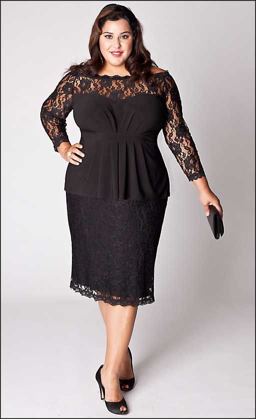 Look Stylish With Formal Dresses Plus Size : 100+ Gorgeous Ideas ...