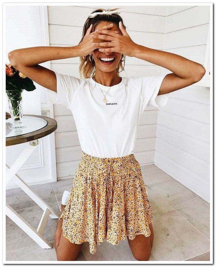 17beb3bf4b2 65 Summer Fashion Outfits 2019 - Fashion Print Dress  summerfashionoutfits   summerfashiondress  summeroutfits2019   bilalshome.com
