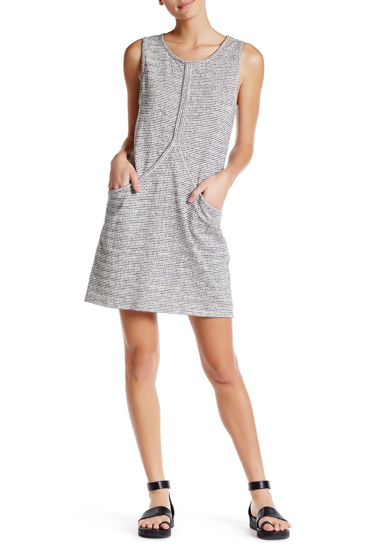 Sleeveless Athleisure Dress