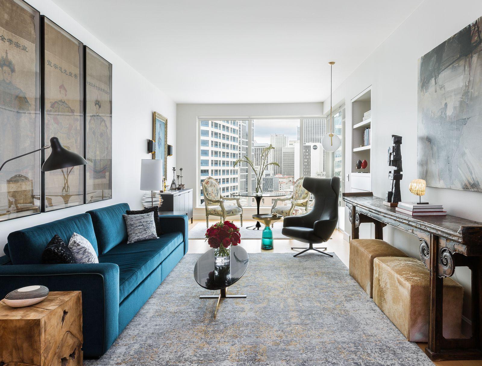 Our Favorite Living Room Seating Arrangement Ideas | Condo ...