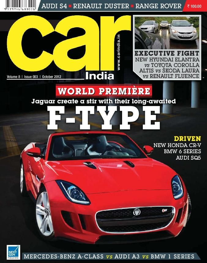Car India Magazine Buy, Subscribe, Download and Read Car