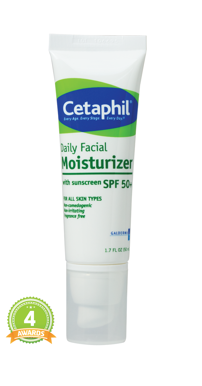 Cetaphil Store - Daily Facial Moisturizer with SPF 50 (http://www.