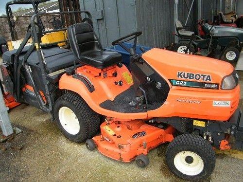Kubota Mower Manual download t1460