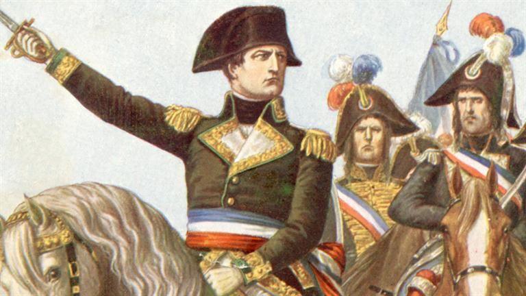 French Revolution and the role of Napoleon Bonaparte